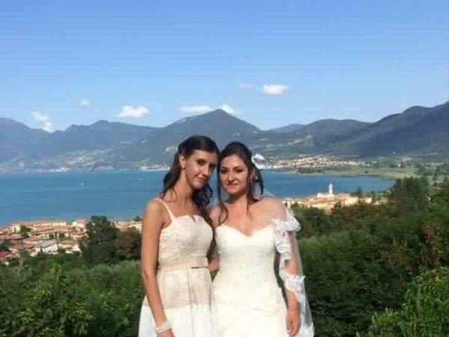 Il matrimonio di Renato e Catalina a Iseo, Brescia 2