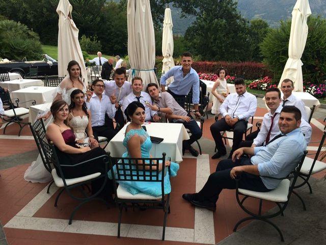 Il matrimonio di Renato e Catalina a Iseo, Brescia 4