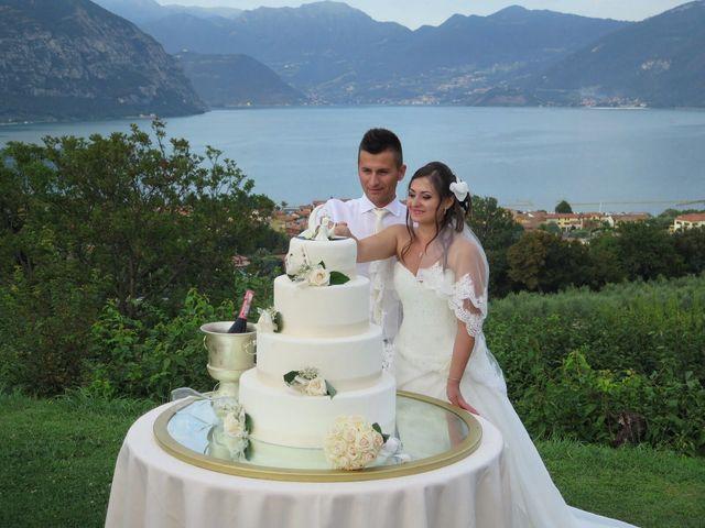 Il matrimonio di Renato e Catalina a Iseo, Brescia 11