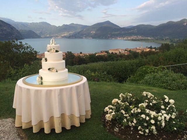 Il matrimonio di Renato e Catalina a Iseo, Brescia 15