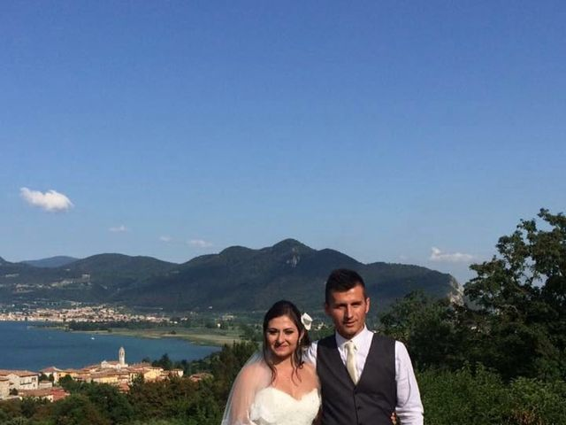 Il matrimonio di Renato e Catalina a Iseo, Brescia 17