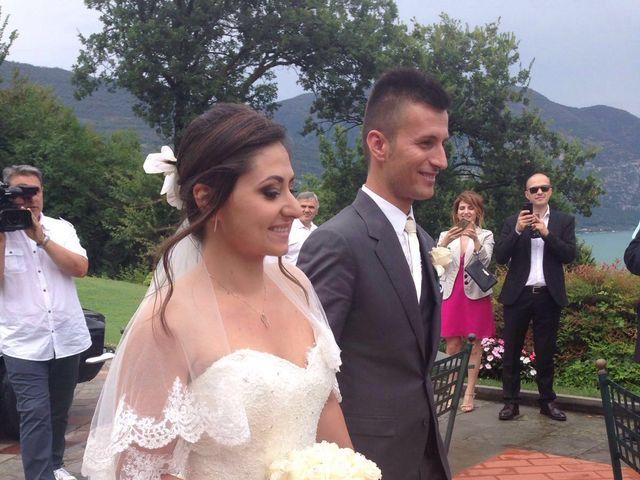 Il matrimonio di Renato e Catalina a Iseo, Brescia 25