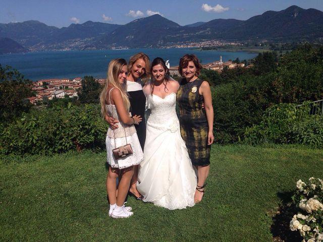 Il matrimonio di Renato e Catalina a Iseo, Brescia 28