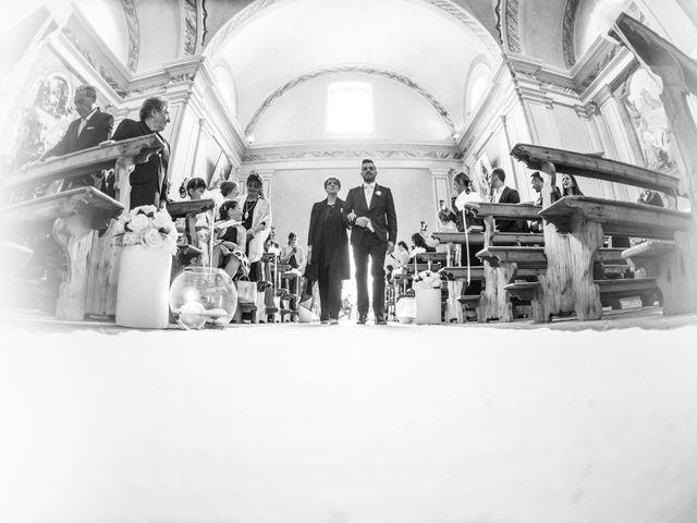 Il matrimonio di Mattia e Antonietta a Ceto, Brescia 6