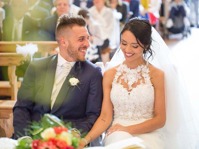 Il matrimonio di Mattia e Antonietta a Ceto, Brescia 8