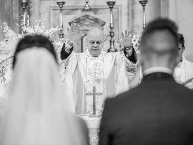 Il matrimonio di Mattia e Antonietta a Ceto, Brescia 9