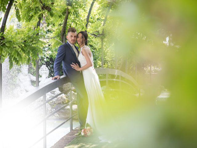 Il matrimonio di Mattia e Antonietta a Ceto, Brescia 15