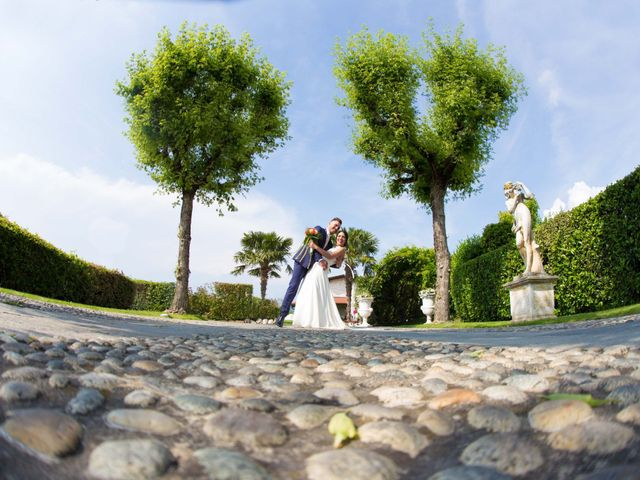 Il matrimonio di Mattia e Antonietta a Ceto, Brescia 16