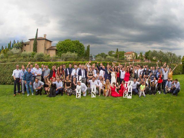 Il matrimonio di Mattia e Antonietta a Ceto, Brescia 20