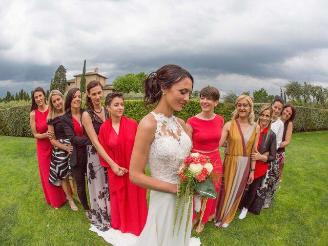 Il matrimonio di Mattia e Antonietta a Ceto, Brescia 21