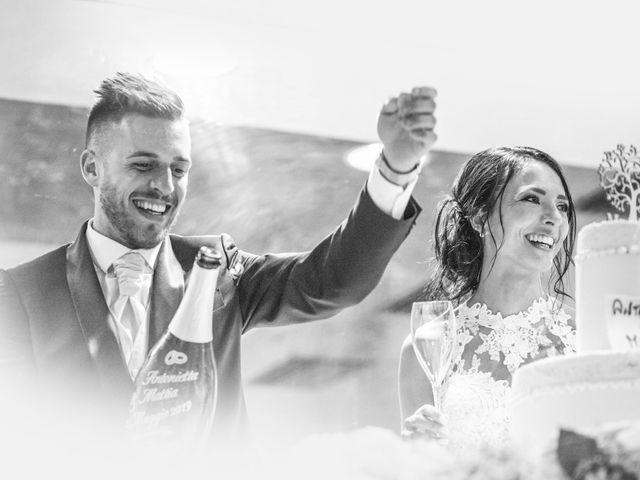 Il matrimonio di Mattia e Antonietta a Ceto, Brescia 22
