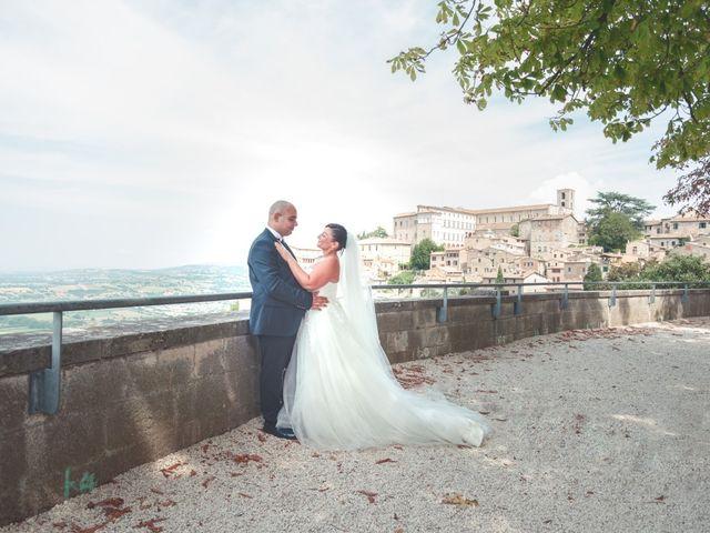 Le nozze di Marilena e Michele