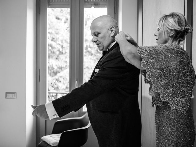 Il matrimonio di Marco e Sofia a Montegabbione, Terni 22
