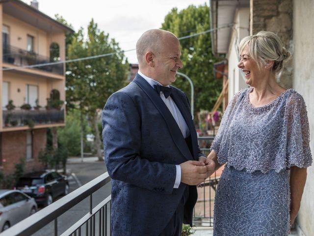 Il matrimonio di Marco e Sofia a Montegabbione, Terni 23