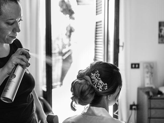Il matrimonio di Marco e Sofia a Montegabbione, Terni 36
