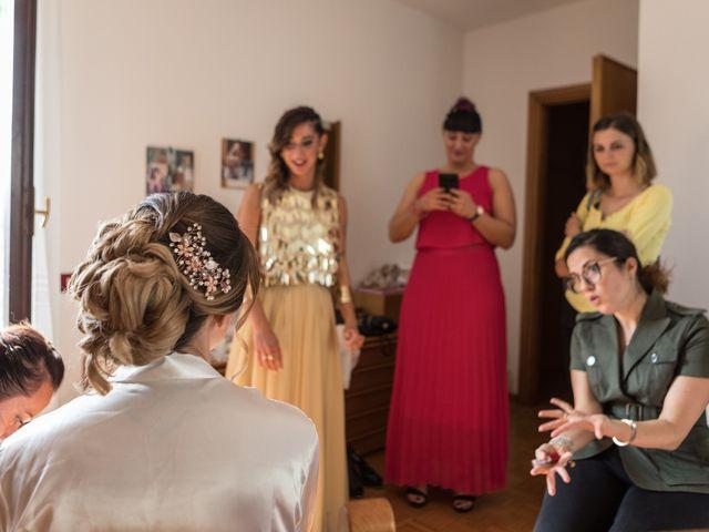 Il matrimonio di Marco e Sofia a Montegabbione, Terni 37