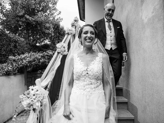 Il matrimonio di Marco e Sofia a Montegabbione, Terni 47