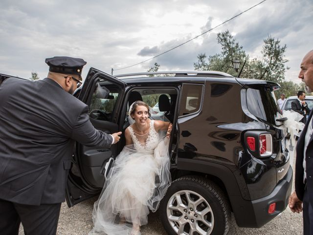 Il matrimonio di Marco e Sofia a Montegabbione, Terni 49