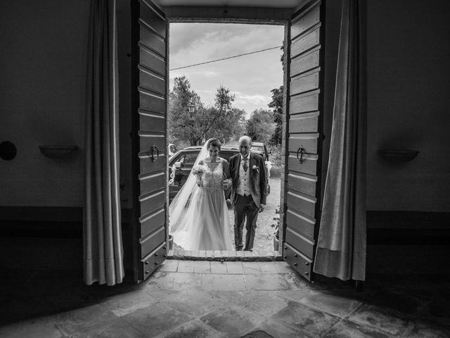 Il matrimonio di Marco e Sofia a Montegabbione, Terni 50