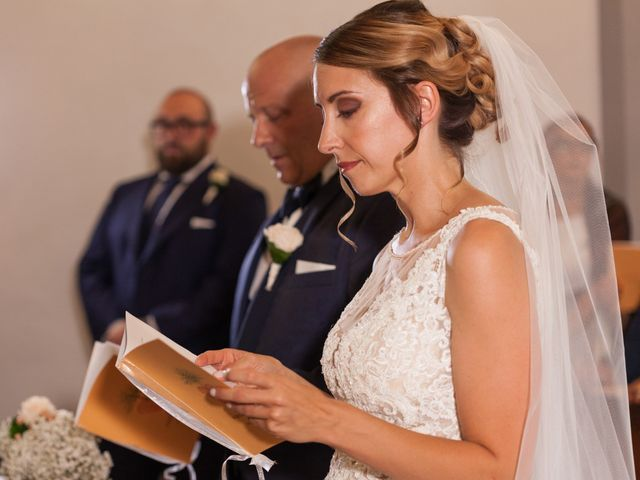 Il matrimonio di Marco e Sofia a Montegabbione, Terni 51