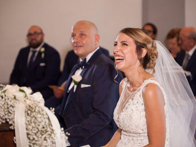 Il matrimonio di Marco e Sofia a Montegabbione, Terni 52