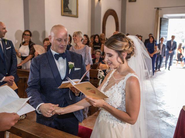 Il matrimonio di Marco e Sofia a Montegabbione, Terni 53