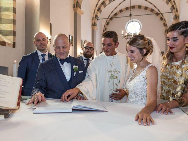Il matrimonio di Marco e Sofia a Montegabbione, Terni 55