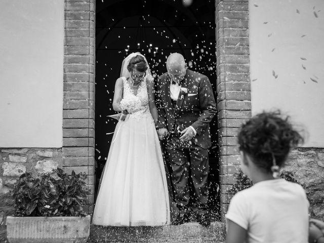 Il matrimonio di Marco e Sofia a Montegabbione, Terni 56