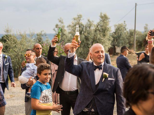 Il matrimonio di Marco e Sofia a Montegabbione, Terni 58