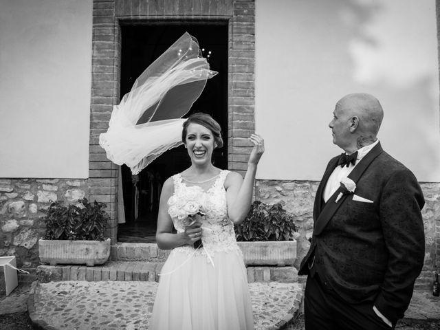 Il matrimonio di Marco e Sofia a Montegabbione, Terni 63