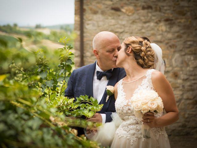Il matrimonio di Marco e Sofia a Montegabbione, Terni 64