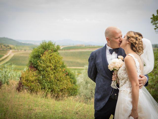 Il matrimonio di Marco e Sofia a Montegabbione, Terni 65
