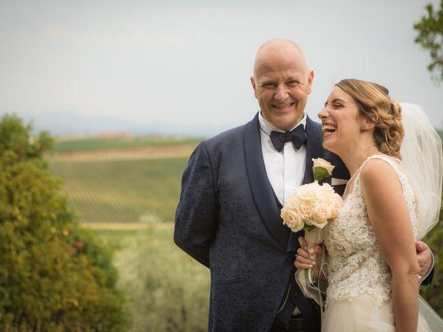 Il matrimonio di Marco e Sofia a Montegabbione, Terni 66