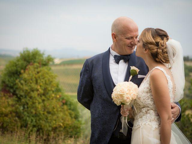 Il matrimonio di Marco e Sofia a Montegabbione, Terni 67