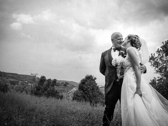 Il matrimonio di Marco e Sofia a Montegabbione, Terni 69