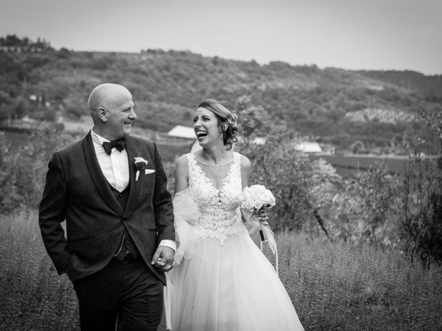 Il matrimonio di Marco e Sofia a Montegabbione, Terni 70