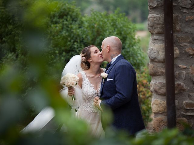 Il matrimonio di Marco e Sofia a Montegabbione, Terni 71