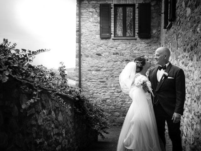 Il matrimonio di Marco e Sofia a Montegabbione, Terni 72