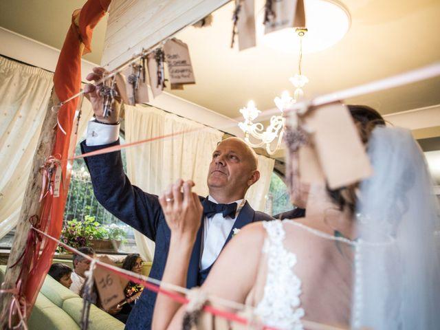 Il matrimonio di Marco e Sofia a Montegabbione, Terni 76