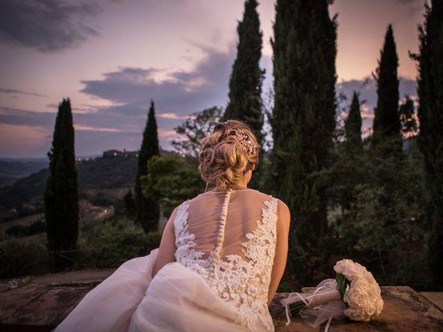 Il matrimonio di Marco e Sofia a Montegabbione, Terni 78