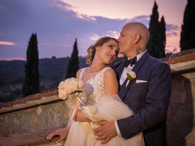 Il matrimonio di Marco e Sofia a Montegabbione, Terni 80