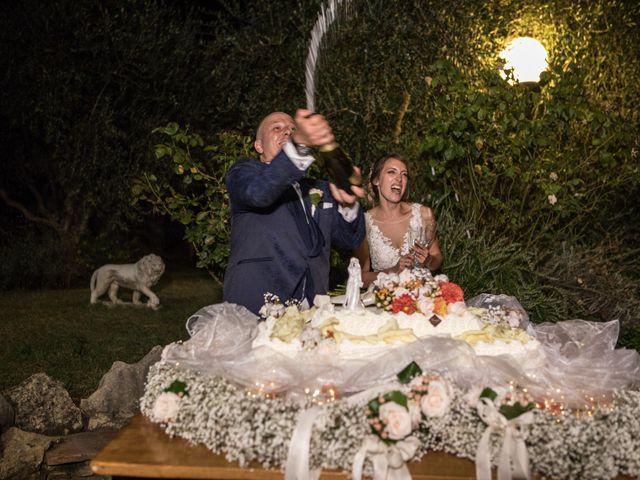 Il matrimonio di Marco e Sofia a Montegabbione, Terni 87