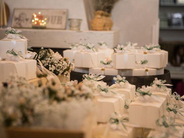 Il matrimonio di Marco e Sofia a Montegabbione, Terni 102