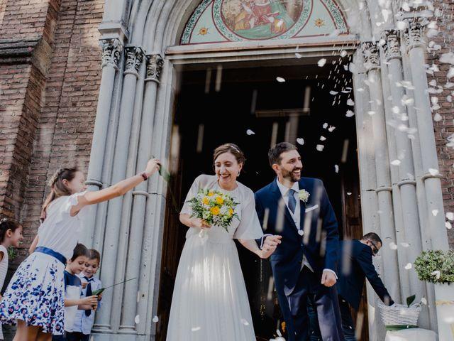 Il matrimonio di Egidio e Camilla a Pozzuolo Martesana, Milano 3