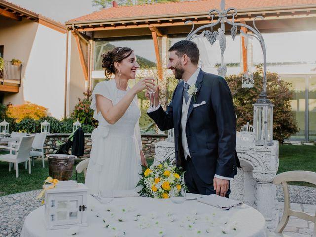 Il matrimonio di Egidio e Camilla a Pozzuolo Martesana, Milano 10