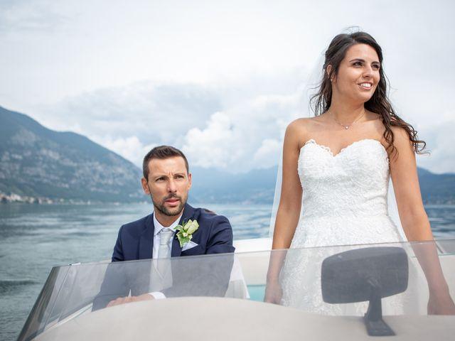 Le nozze di Corinne e Davide