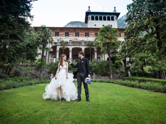 Il matrimonio di Marco e Valeria a Sarnico, Bergamo 4