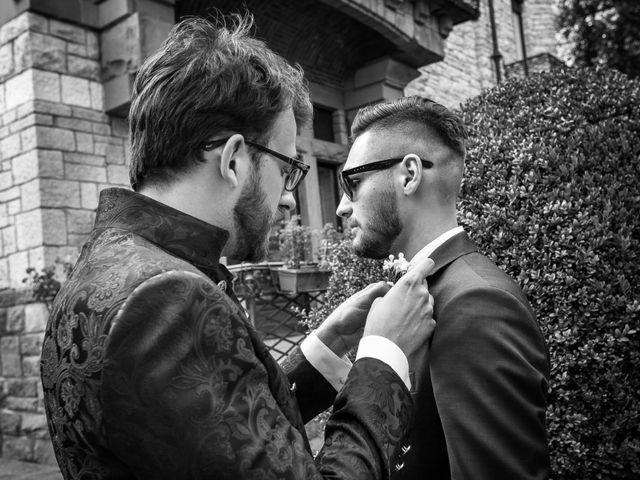 Il matrimonio di Marco e Valeria a Sarnico, Bergamo 15