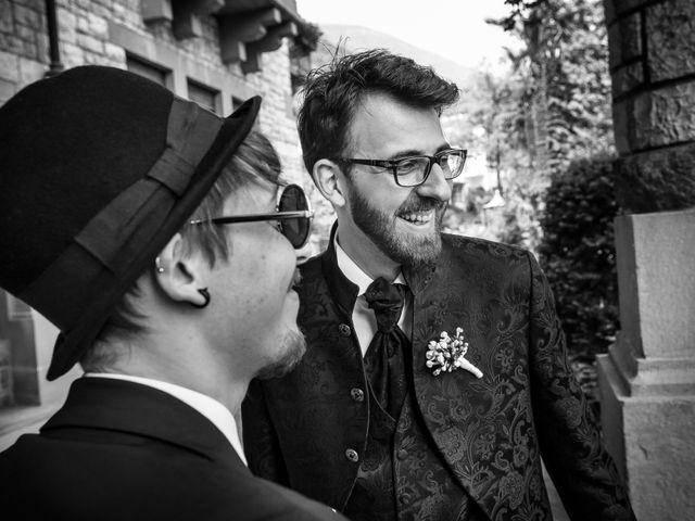 Il matrimonio di Marco e Valeria a Sarnico, Bergamo 17