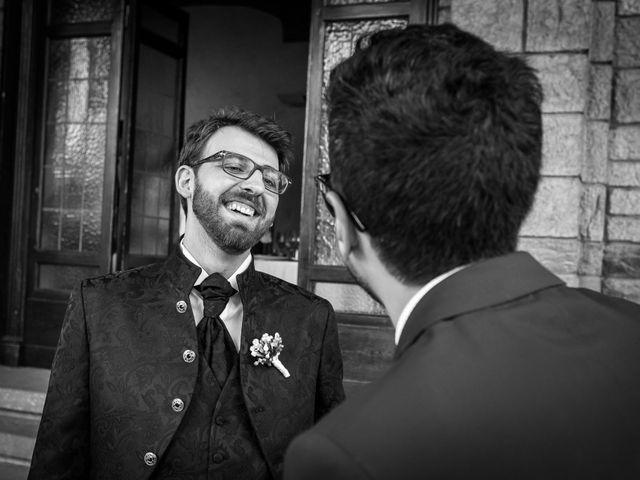 Il matrimonio di Marco e Valeria a Sarnico, Bergamo 19
